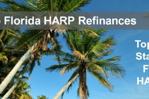 Top 10 States For HARP Refinances In August 2013