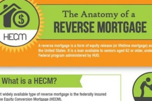 Infographic – Anatomy Of A Reverse Mortgage